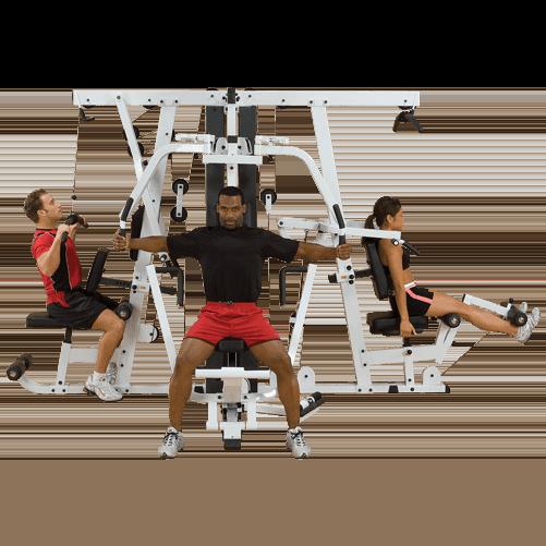 body solid multigym professionnel leg press exm4000s. Black Bedroom Furniture Sets. Home Design Ideas